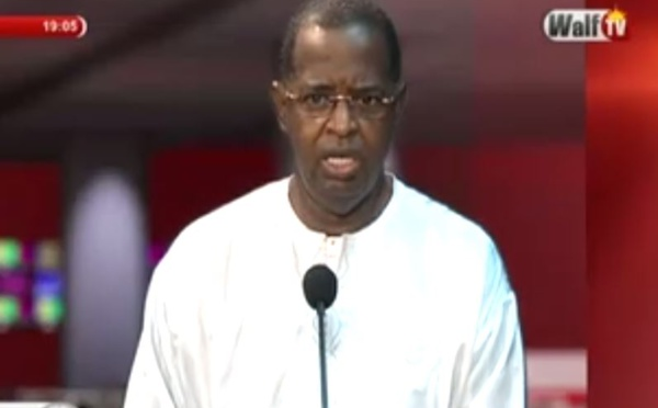 Sidy Lamine Niass sur la convocation de Mame Birame Wathie...