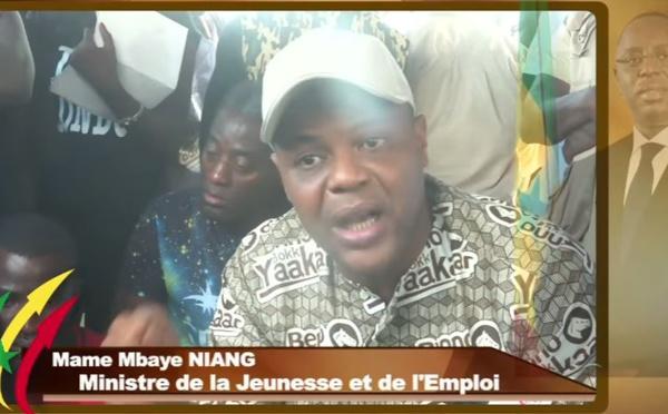 Les bonnes raisons de voter la liste Bby, selon Mame Mbaye Niang et Amadou Ba
