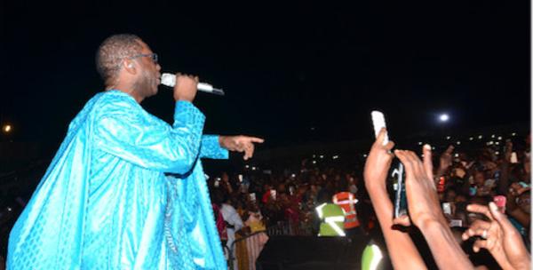 Images de la soirée Tabaski de Youssou Ndour au Cices