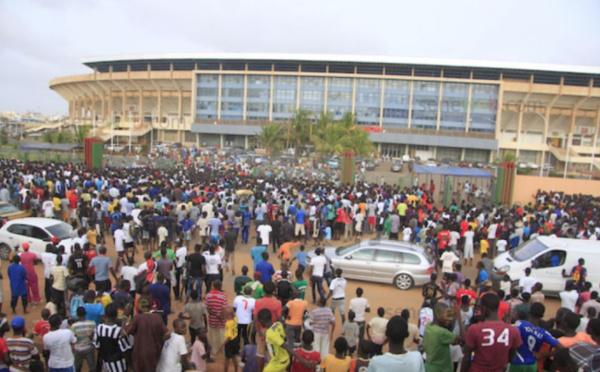 Sénégal Afrique du Sud : Les  supporters privés de billets