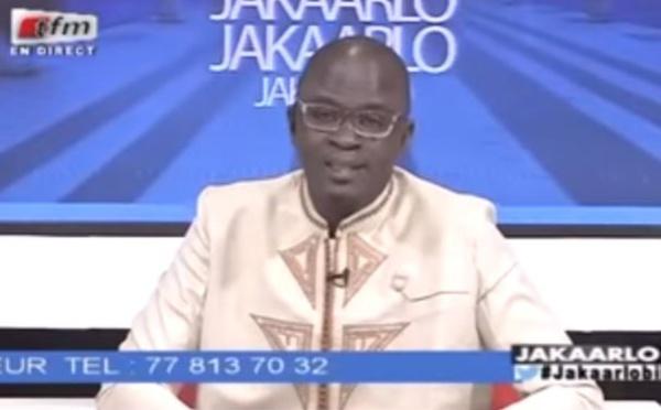 Jakaarlo Bi - Invité : Pr MOUNIROU NDIAYE - 08 Décembre 2017