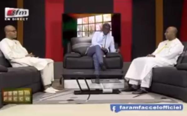 Faram Facce - Invités : MAME MBAYE NIANG & BARTHELEMY DIAZ