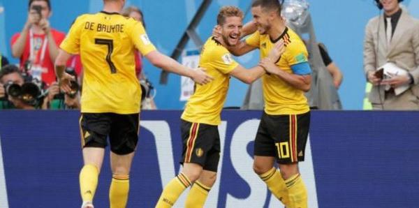 La Belgique monte sur le podium de la Coupe du monde pour la première fois de son histoire