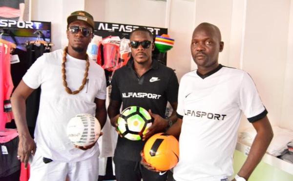 Alfa Sport l'équipementier sportif …. Dans l'univers du football Sénégalais