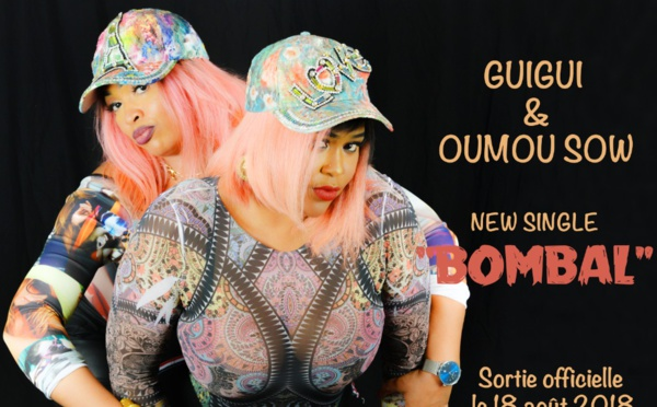 Découvrez le nouveau single de Guigui et Oumou Sow « Bombal »