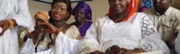 En images, le baptême des jumeaux de Thérèse Diouf Faye (Vidéo)