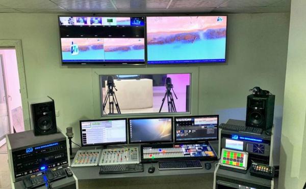 Les hommes d'affaires Abdoulaye Sylla Ecotra, Tahirou Seydou Sarr , Demba Ka EDK OIl lancent leur télévision