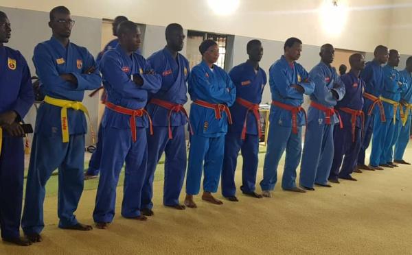 26 nouveaux promus au grade de ceinture noire en Vovinam Viet Vo Dao (VVVD).