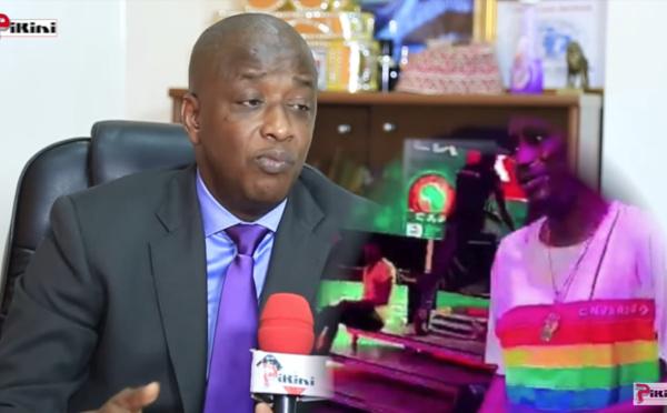 Imam Massamba Diop sur le T-shirt gay de Waly Seck : Diaga a dit...