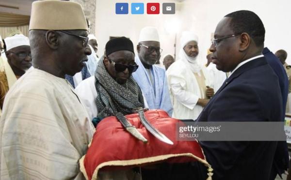 """Sabre d'El Hadji Oumar Tall: Il s'agit plutôt d'un """"prêt de 5 ans"""" au Sénégal"""