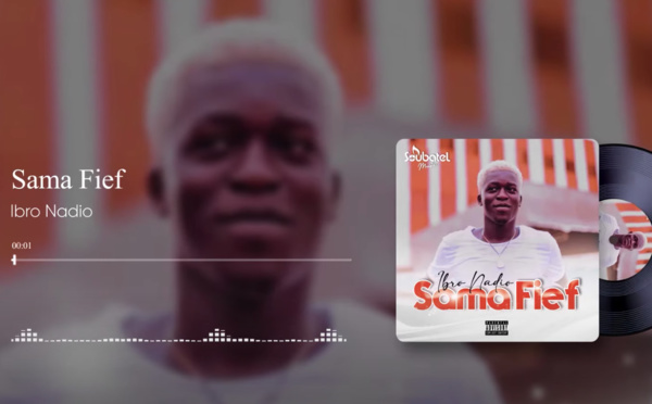 Ibro Nadio - Sama Fief (Official Audio)