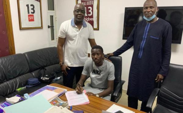 Transfert : Pape Matar Sarr quitte Génération Foot pour le FC Metz.