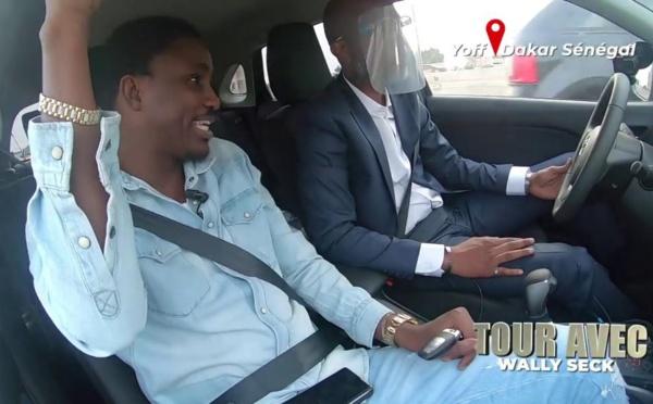 Wally Seck : « C'est Salam Diallo qui a demandé à mon père de me laisser chanter »