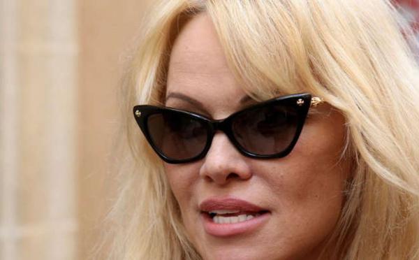 Pamela Anderson s'est mariée (secrètement) avec son garde du corps