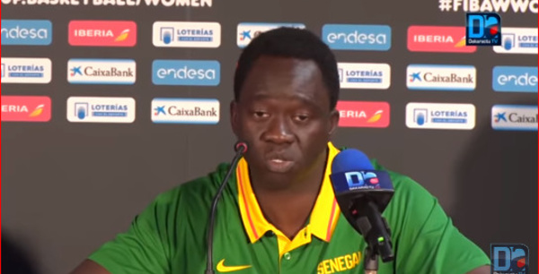 Afrobasket 2021 : Cheikh Sarr rebondit au Rwanda !