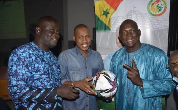 Les présidents de club rallient à la cause de Mady Touré et approuvent sa candidature à la FSF