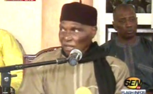 Vidéo: Me Wade réagit à la sortie de Macky Sall