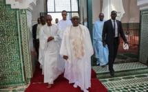 Pourquoi le maire Alioune Ndoye était à côté du Pr Macky Sall durant la Tabaski