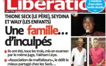 Cheikh Mbacké Guissé, Directeur publication de Libération : «Nous n'avons jamais écrit famille d'escrocs, mais plutôt famille d'inculpés»