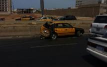 VIDEO : Un taximan écrasé par un camion à Yoff