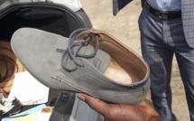 A qui appartiennent ces chaussures oubliées lors de la marche du 14 octobre 2016