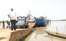 Panique à la traversée de la Gambie…Le ferry tombe en panne et disparaît en mer