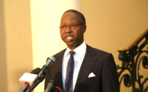 Le PM Mahammad Boun Abdallah Dionne guest star de l'Assemblée nationale ce 27 octobre