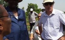 Tournée de l' ambassadeur de la France Christophe Bigot, à Matam, Podor, Bokhol et Bakel