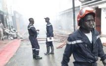 Incendie à Petersen : Les explications de la Brigade des Sapeurs-pompiers