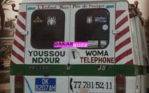 Insolite : Youssou Ndour woma téléphone
