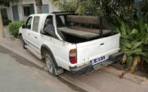 Que l'État du Sénégal vienne récupérer son véhicule.
