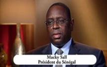 "Macky Sall : ""Le Sénégal doit disposer d'un outil de défense dissuasif"""