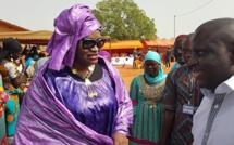 Madame Fatou Tambedou élargit ses Bases Sociales et Politiques