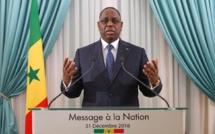 Le Mouvement CSP salue le discours du Président de la République à l'occasion du nouvel An.