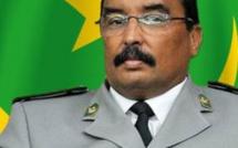 Le Président de la République Mauritanien se rend à Bunjul