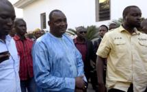 Le point sur la situation en Gambie...Révélations sur le lieu de prestation de serment du Pr Barrow...