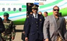 Le Président Aziz a quitté Dakar pour regagner sa Mauritanie; Barrow contnue de s'entretenir avec le Pr Sall