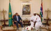 """Ce que Jammeh a dit au Pr Aziz de la Mauritanie...Aussi incroyable que cela puisse paraitre, le """"fou de Kanilaï""""...inaugure ce jeudi une centrale à Farafegny (EXCLUSIVITÉ DAKARPOSTE)"""