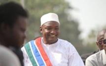 """""""Barrow prête serment à Dakar"""", selon Halifa Sallah"""
