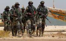 Urgent !  Les troupes sénégalaises sont entrées en Gambie (porte-parole de l'armée)