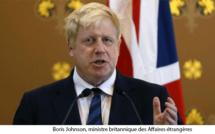 Le ministre anglais des Affaires étrangères félicite Adama Barrow