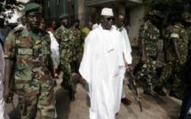 """Ce que l'on sait sur le """"cas de la Gambie""""...Le message de Jammeh à Barrow transmis par le Pr Aziz...Le """"fou de Kanilaï"""" tenu de quitter le pouvoir au plus tard  ce vendredi à...12 h"""
