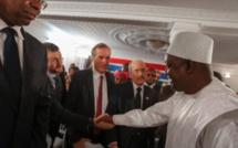 L'Angleterre félicite Barrow et lance un appel à Jammeh