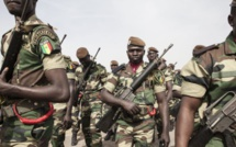 La Gambie quadrillée depuis 7 h du matin