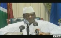 (VIDEO) Urgent: Yahya Jammeh déclare à la télévision qu'il démissionne