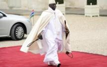 Yahya Jammeh à embarqué dans l'avion d'Alpha Condé à l'aéroport de Banjul en Gambie