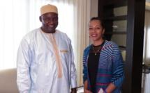 """Adama Barrow : """"Nous ne sommes pas affamés de pouvoir"""""""
