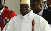 Yaya Jammeh annoncé en Guinée...Equatoriale