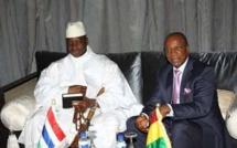 Comme annoncé par dakarposte, Jammeh va s'installer en Guinée Equatoriale