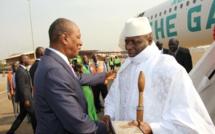 Alpha Condé-Yahya Jammeh ou les dessous d'une «exfiltration pacifique»